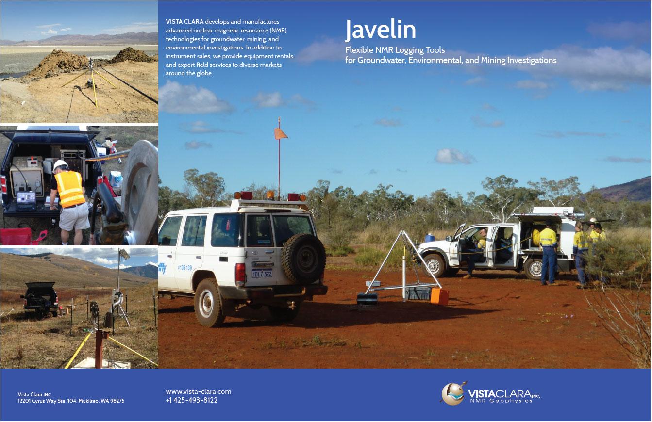 Vista Clara Releases New Small-Diameter (2.38-inch) Javelin Wireline Logging Tool
