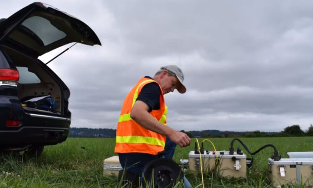 NEW Video: Set-up and Operation of GMR Flex in the Field for NMR Groundwater Measurements